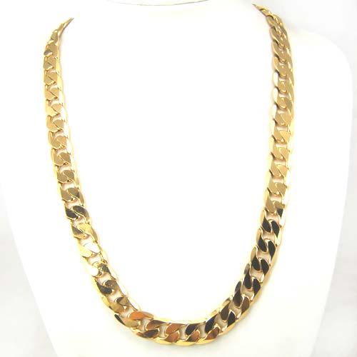 Золотая цепочка - универсальное мужское или женское украшение, бессмертная классика, которая точно не выйдет из моды
